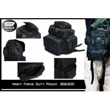 Night Force Duty Pouch - BG6300