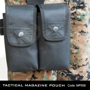 TACTICAL MAGAZINE POUCH-MP558