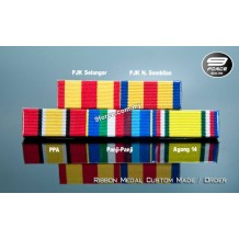 RIBBON MEDAL COLUMN 6