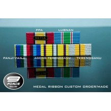 RIBBON MEDAL COLUMN 8
