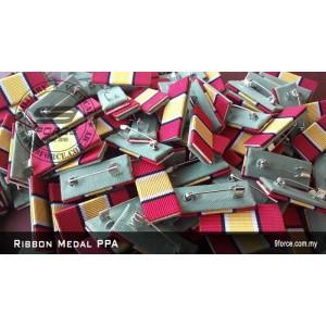 Ribbon Medal PPA (Retails / Wholesales) 10pcs/pack