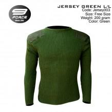 JERSEY GREEN L/L - Jersey103