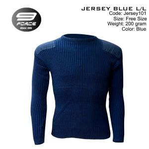 JERSEY BLUE L/L - Jersey101