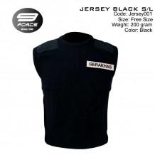 JERSEY BLACK S/L - Jersey001