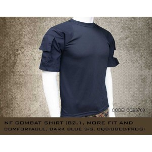 NF COMBAT SHIRT (V2.0, MORE FIT AND COMFORTABLE, S/S, CQB/UBEC/FROG)-CQB3700