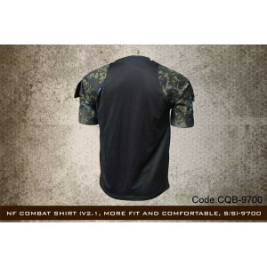 NF COMBAT SHIRT (V2.1, MORE FIT AND COMFORTABLE, S/S)-CQB9700