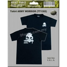 T-SHIRT ARMY WORRIOR