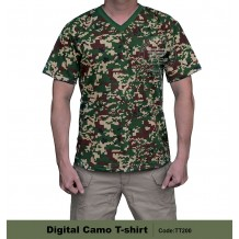 T-SHIRT DIGITAL CAMO