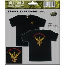 T-shirt 10 Brigade