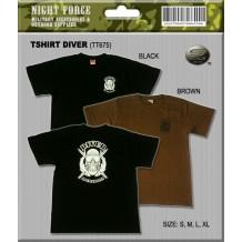 T-shirt Diver