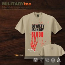 LOYALTY IS IN MY BLOOD - TTC1246