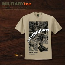 MILITARY TEE SPECIAL FORCE - TTC1249