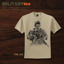 MILITARY TEE SPECIAL FORCE - TTC1250