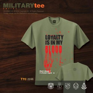 LOYALTY IS IN MY BLOOD - TTC2246
