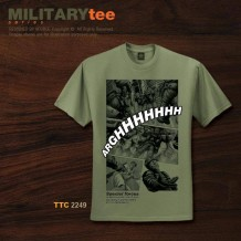 MILITARY TEE SPECIAL FORCE - TTC2249