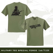 Military Tee SPECIAL FORCE - TTC2226