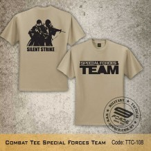 MILITARY TEE Combat Tee SPECIAL FORCES TEAM - TTC108