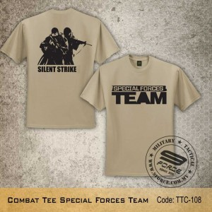 Military Tee SPECIAL FORCES TEAM - TTC108