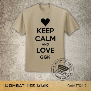 MILITARY TEE Combat Tee GGK, FREE SHIPPING OFFER NOW! - TTC112