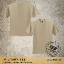 Military Tee Digital Camo Inner Shirt - TTC120