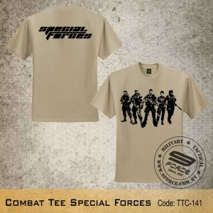 Military Tee SPECIAL FORCES - TTC141