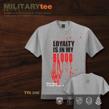 LOYALTY IS IN MY BLOOD - TTC3246