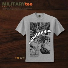 MILITARY TEE SPECIAL FORCE - TTC3249
