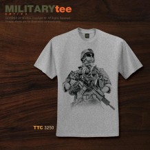 MILITARY TEE SPECIAL FORCE - TTC3250