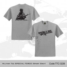 MILITARY TEE SPECIAL FORCE - TTC3226