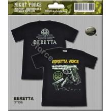 Tshirt BERETTA 3D (100% cotton)