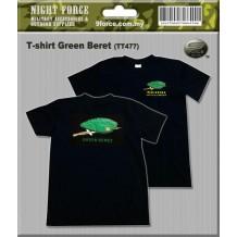 T-shirt Green Beret