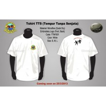 T-SHIRT TTS (Tempur Tanpa Senjata)