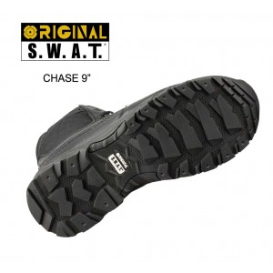 "SWAT Original Tactical Boot - Chase 9"" , slip and oil resistant."