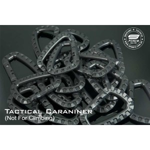 Tactical Caraniner(Not For Climbing)
