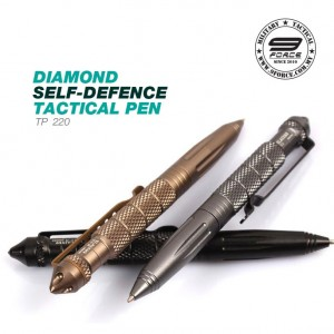 DIAMOND SELF-DEFENCE TACTICAL PEN - TP220