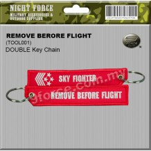 Key chain Remove Before Flight -TOOL001