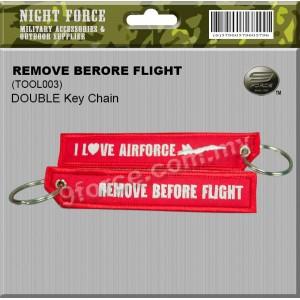 Key chain Remove Before Flight-003 - TOOL003