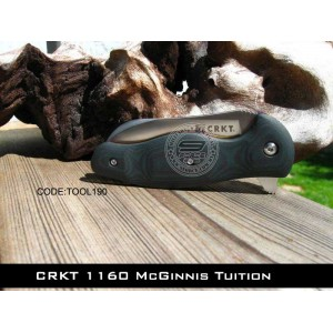CRKT 1160 McGinnis Tuition - TOOL190