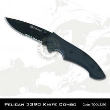 Pelican 3390 Knife Combo - TOOL3390