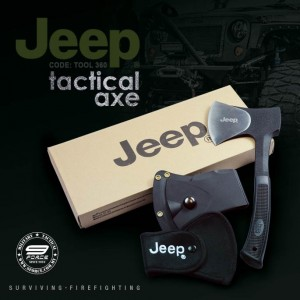 JEEP TACTICAL AXE - TOOL360