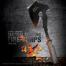 TACTICAL CAMPING FIRE CORPS - TOOL370