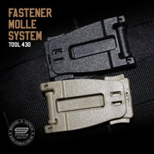 FASTENER MOLLE SYSTEM - TOOL430