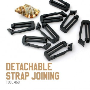 DETACHABLE STRAP JOINING - TOOL450