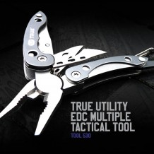 TRUE UTILITY EDC MULTIPLE TACTICAL TOOL - TOOL530