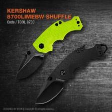 Kershaw 8700LIMEBW Shuffle - TOOL8700