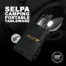 SELPA CAMPING PORTABLE TABLEWARE - TOOL920