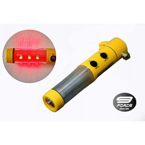 4 in 1 Car Emergency Safety Hammer-TOOLS27