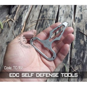 EDC SELF DEFENSE TOOLS (HIGH QUALITY) - TC102