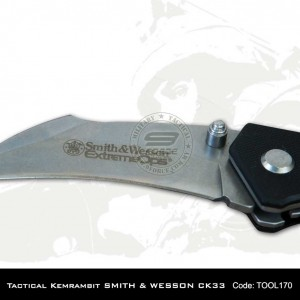 Tactical Kerambit SMITH & WESSON CK33