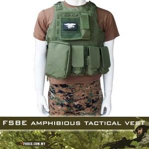 FSBE amphibious tactical vest